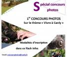 """1er CONCOURS PHOTOS sur le thème """"Vivre à Canly"""""""