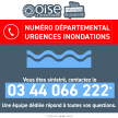 Lire la suite de Numéro d'urgence pour les inondations